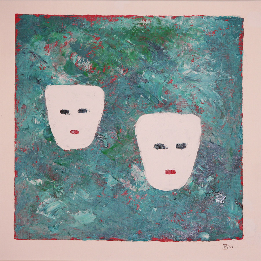 Face two Faces I
