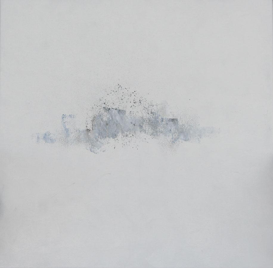In de wolken II